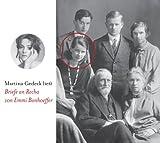 Briefe an Recha / CD - Emmi Bonhoeffer