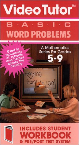 Basic Word Problems [Vhs]