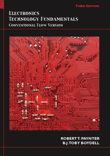 Electronics Technology Fundamentals: Conventional Flow...