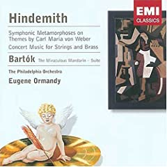 Symphonic Metamorphoses / Concert Music for String
