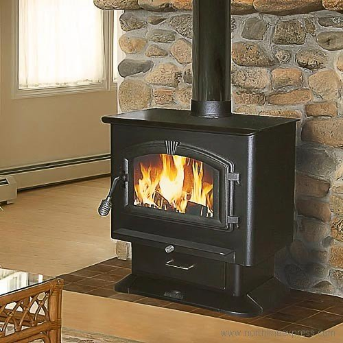Review: US Stove 2000 - Review: US Stove Ashley Wood Stove - Finest Fires