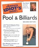 img - for The Complete Idiot's Guide to Pool and Billiards, 2nd Edition book / textbook / text book