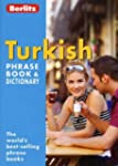 Turkish Berlitz Phrase Book and Dicti...