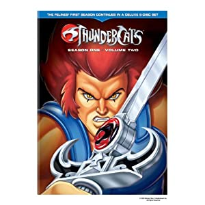 Thundercats Season  on Amazon Com  Thundercats   Season One  Volume Two  Larry Kenney  Lynne