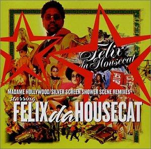 Felix Da Housecat - MADAME HOLLYWOOD SILVER SCREEN SHOWER SCENE REMIXES - Zortam Music