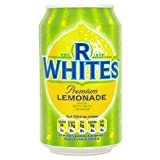R Whites Premium Lemonade 330ml (Pack of 24)