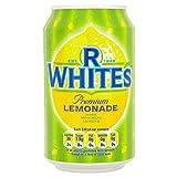 R Whites Premium Lemonade 330ml (Packung 24)