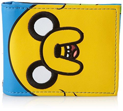 adventure-time-jake-and-finn-bi-fold-wallet