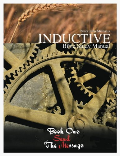 Inductive Bible Study Manual (Inductive Bible Study Manual Book One 1) (Inductive Bible Study John compare prices)