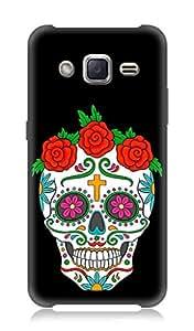 Samsung Galaxy J2(2016) 3Dimensional High Quality Designer Back Cover by 7C