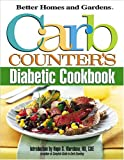 img - for Carb Counter's Diabetic Cookbook (Better Homes & Gardens) book / textbook / text book