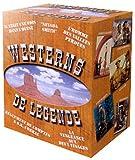 echange, troc Coffret Westerns de légende - VOST : Il était une fois dans l'Ouest / Nevada Smith / L'Homme des vallées perdues / Reglement