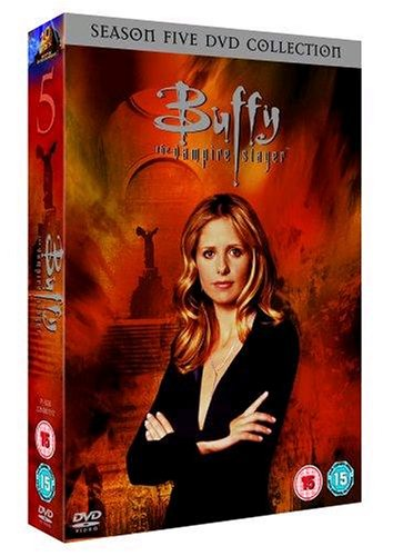 Buffy the Vampire Slayer – Season 5 [DVD]