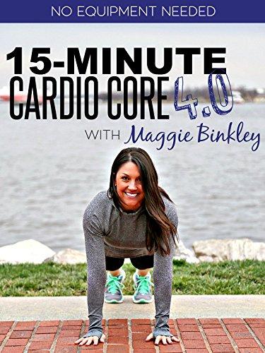 15-Minute Cardio Burst 4.0