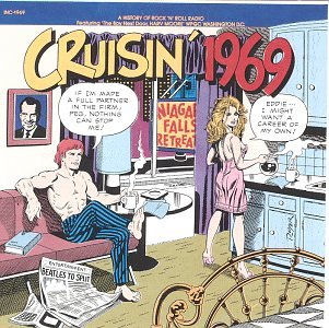 Original album cover of Cruisin' 1969 by Cruisin'