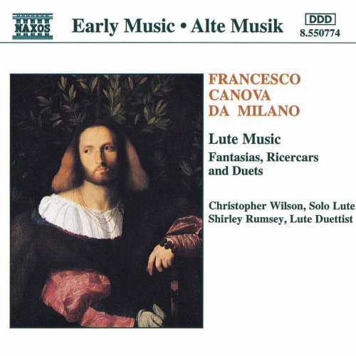 Lute Music by F. Da Milano (1996-01-04)