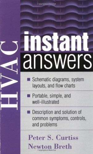 HVAC Instant Answers - McGraw-Hill Professional - MG-0071387013 - ISBN: 0071387013 - ISBN-13: 9780071387019