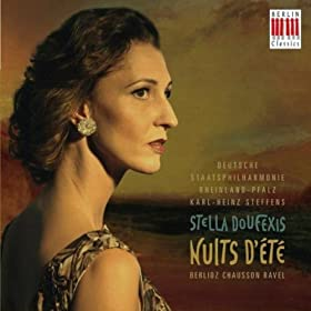 Berlioz, Chausson & Ravel: Nuits d'ete