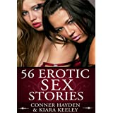 56 Erotic Sex Storiesby Kiara Keeley