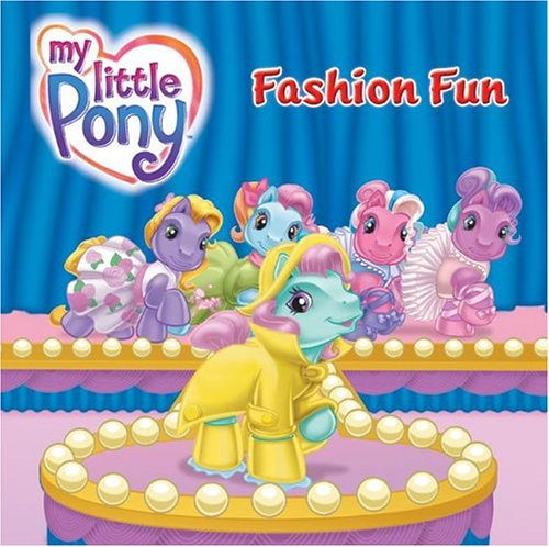 Fashion Fun (My Little Pony) front-691807