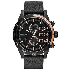 Reloj Diesel Franchise Dz4327 Hombre Negro
