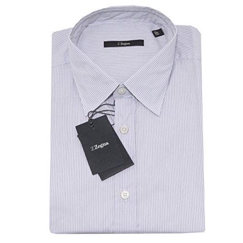 4166O camicia LINEA ZZEGNA ERMENEGILDO ZEGNA uomo shirt men [40 (15 3/4)]