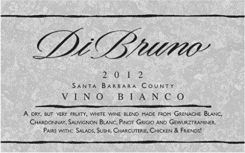 2012 Di Bruno Vino Bianco, Santa Barbara County 750 Ml