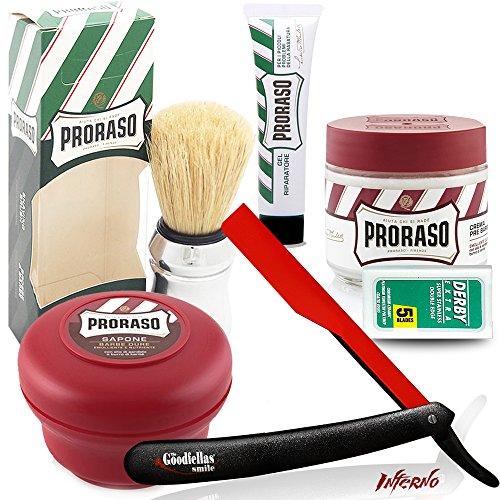 set-proraso-rasierpinsel-borste-nourish-rasierseife-im-tiegel-150ml-pre-shave-cream-nourish-100ml-pr