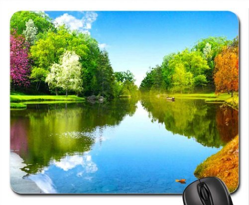 Four Seasons Mouse Pad, Mousepad