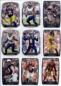2013 Bowman Football Cards Team Set: St. Louis Rams (9 Cards) Chris Long , James... by Bowman