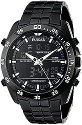 Pulsar Men's PW6011 Stainless Steel Watch