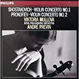 Chostakovitch ~ Prokofiev: Concertos pour violon