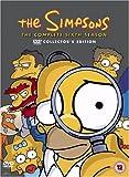 The Simpsons - Season 6 (Digipak) - Import Zone 2 UK (anglais uniquement) [Import anglais]