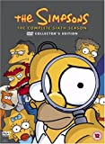 echange, troc The Simpsons - Season 6 (Digipak) - Import Zone 2 UK (anglais uniquement) [Import anglais]