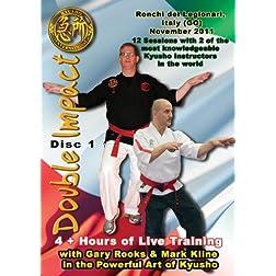 Mark Kline / Gary Rooks - Double Impact 2011 Disc 1