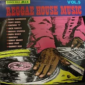 Reggae house music reggae house music vol 5 vinyl for House music vinyl