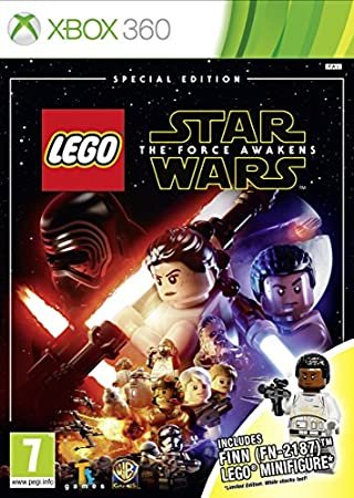 LEGO Star Wars: The Force Awakens Special Edition (Xbox 360)