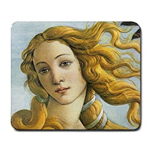 Sandro Botticelli The Birth of Venus Painting Mouse Pad