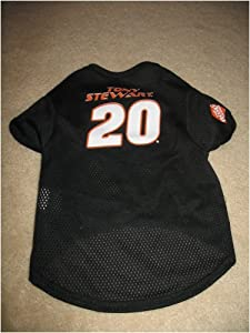 Officially Licensed by Nascar - Tony Stewart Dog Jersey - Medium by Hunter