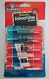 Elmer's Washable School Glue Sticks - 5 Sticks (Gel & All-purpose)