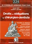 Droits et obligations du chirurgien-d...