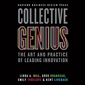Collective Genius Audiobook