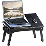 "General Office Notebook-Tisch mit LED-Lampevon ""General Office"""
