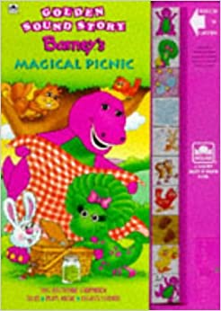 Barney's Magical Picnic (Golden Sight 'n' Sound Book): Stephen White