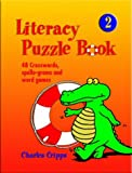 Charles Cripps Literacy Puzzle Books: 48 Crosswords, Spello-grams and Word Puzzles: Bk. 2