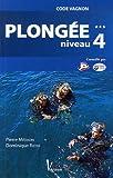 echange, troc Pierre Médalin, Dominique Ricou - Plongée : Préparation aux brevets de niveau 4