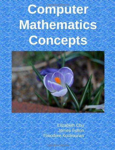 Computer Mathematics Concepts
