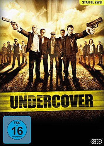 Undercover - Staffel 2 [4 DVDs]