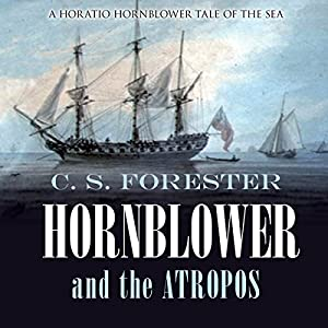 Hornblower and the Atropos Audiobook