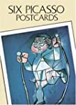 Six Picasso Postcards (Small-Format C...